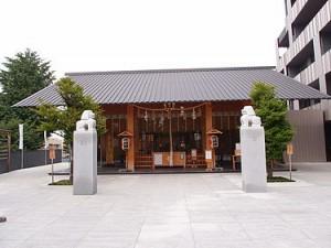 1赤城神社